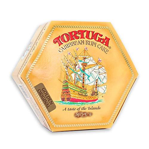 TORTUGA Caribbean Original Rum Cake with Walnuts - 32 oz Rum Cak...