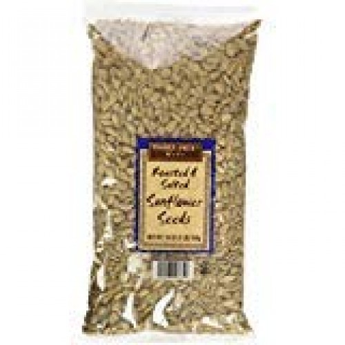 Limited Edition Trader Joes Roasted & Salted Sunflower Seeds 16Oz