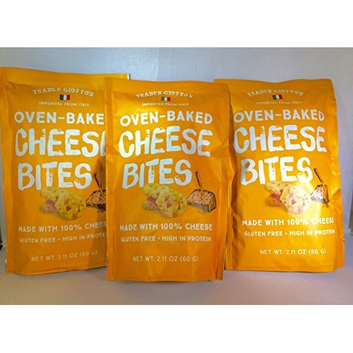 Trader Joes Trader Giottos Oven-Baked, Gluten-Free, Low Carb C...