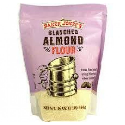 Trader Joes Blanched Almond Flour 16 oz Pack or 3