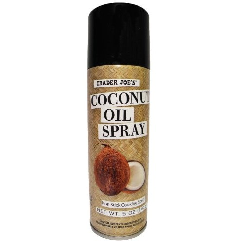 Trader Joes Coconut Oil Non Stick Cooking Spray