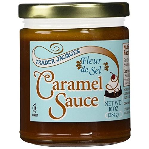 Trader Joes Fleur de Sel Caramel Sauce