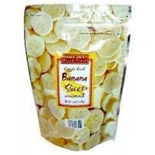 Trader Joes Freeze Dried Bananas 4 Pack