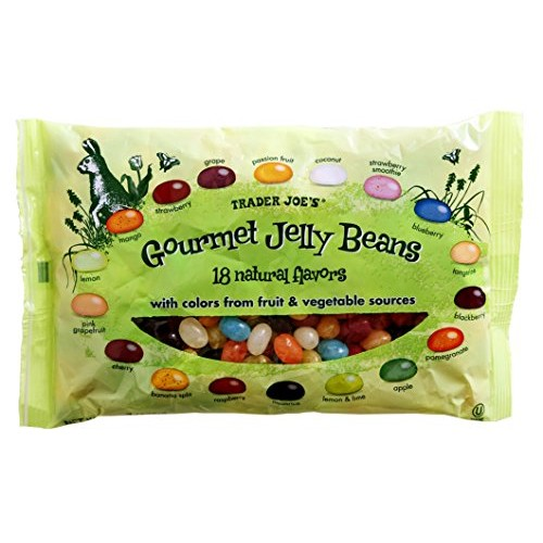 Trader Joes Gourmet Jelly Bean Candy