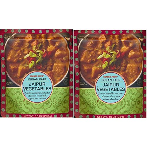 Trader Joes Indian Fare - Jaipur Vegetables pack of 2…