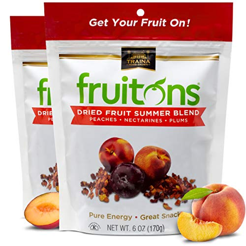 Traina Home Grown Fruitons California Sun Dried Summer Blend Fru...