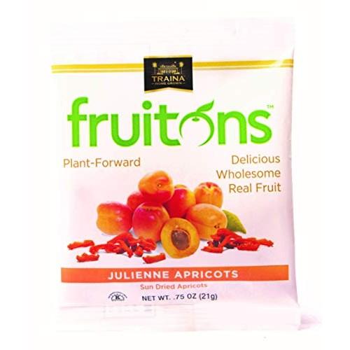 Traina Home Grown Fruitons Sun Dried Apricots - No Added Sugar, ...