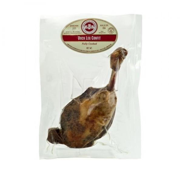 Duck Leg Confit by Les Trois Petits Cochons - 8.5 oz Pack of 6