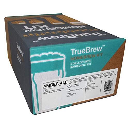 True Brew Amber Ale Beer Ingredient Kit
