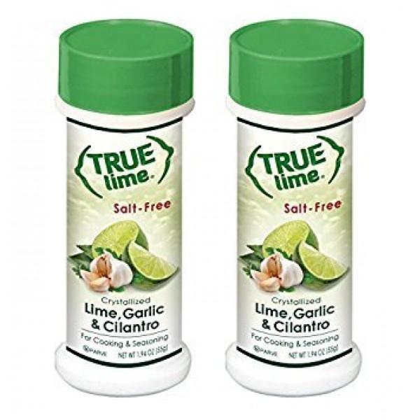 True Lime Garlic & Cilantro Seasoning 2 pack.