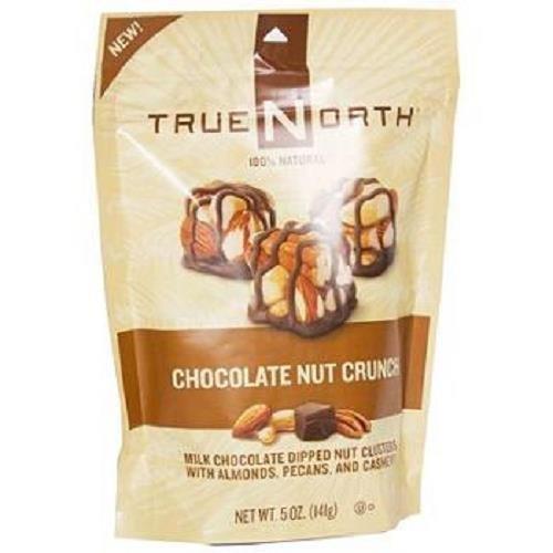 TRUENORTH Chocolate Nut Crunch Nut Clusters, 5 oz
