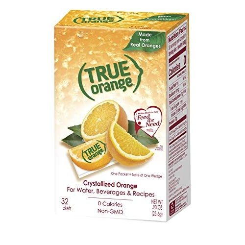 True Orange Drink, 32 Count 0.90oz
