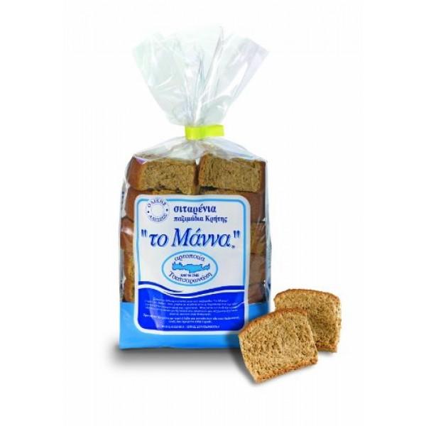Tsatsaronakis Whole Grain Wheat Rusks, 21.16 oz