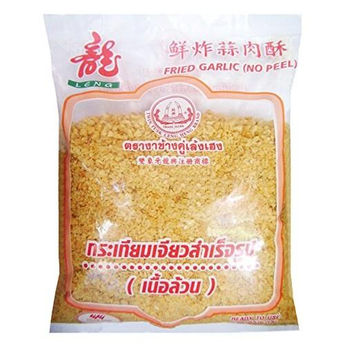 TWIN TUSK HENG Crispy Fried Garlic, 500g/1.1lb No Peel
