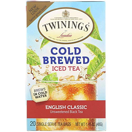 Twinings English Classic Cold Brewed Tea