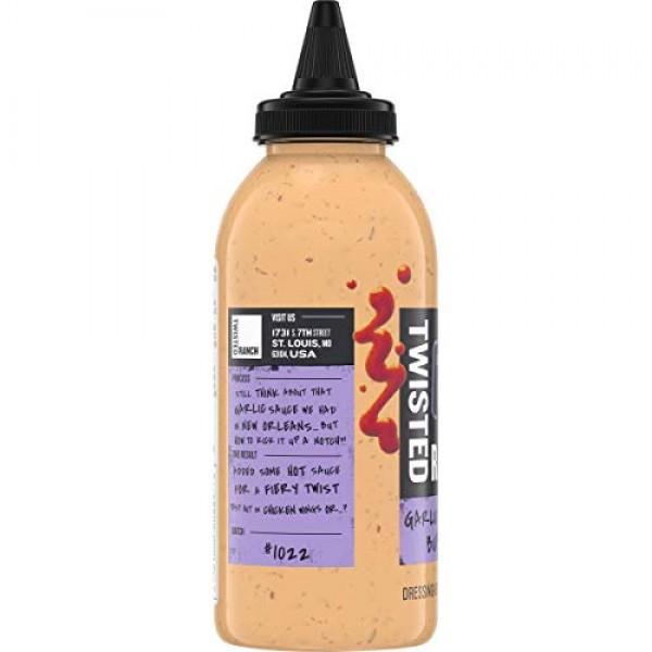 Twisted Ranch Garlic Smashed Buffalo 12 oz Bottle