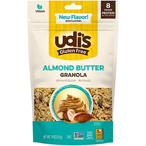 Udis Udis Gluten Free Almond Granola, 11 Oz
