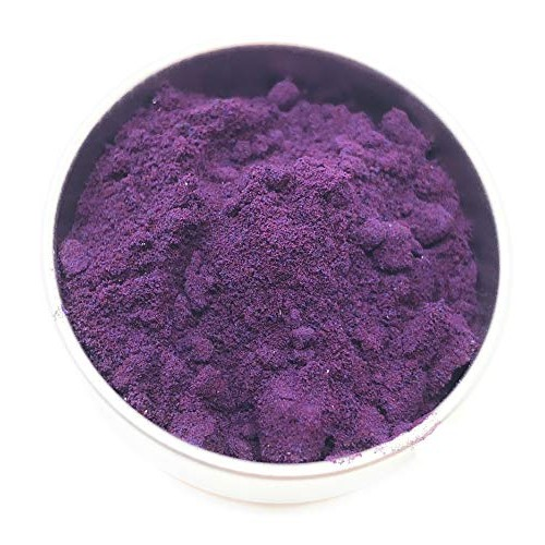 Ultimate Baker Purple Petal Dust - Kosher Natural Matte Purple D...
