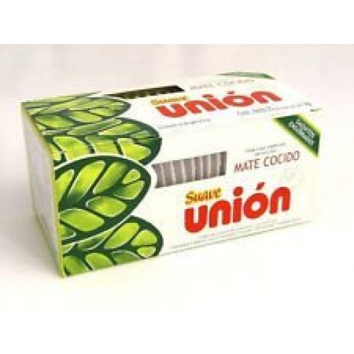 Union Suave Mate Cocido 40 Tea Bags 3 Pack