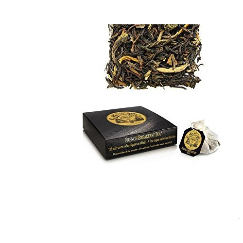 Mariage Frères - FRENCH BREAKFAST TEA - Box of 30 traditional f...