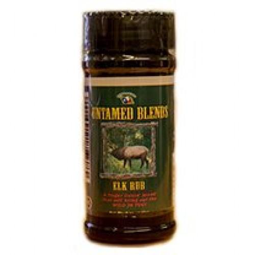Untamed Blends Elk Rub