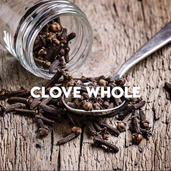 US-FARMERS Natural Premium Quality Clove Powder in Jar, 5 Lbs