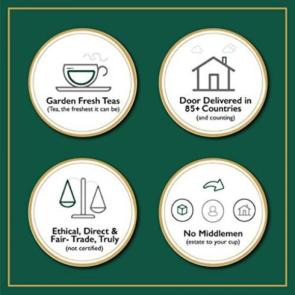 VAHDAM, Tea Variety Pack | 15 FLAVOURS | Award Winning Tea Sampl...