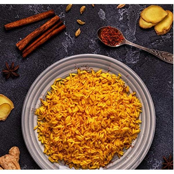 Persian Saffron Threads, Pure Red Saffron Spice Threads   Super ...