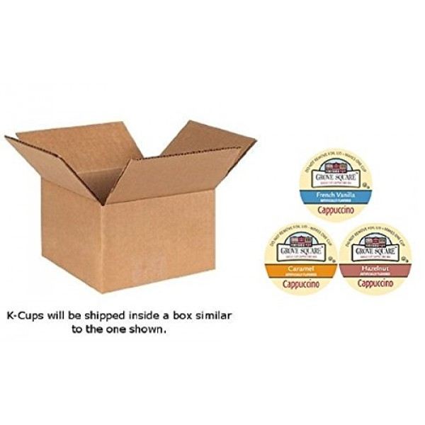 20-count Single Serve Cups for Keurig K-Cup Brewers Grove Square...