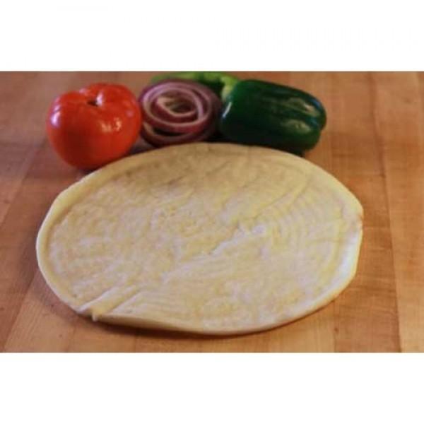 Venice Bakery Crust Pizza 8 inch Gluten Free Plain -- 40 per case.