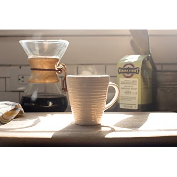 Verena Street 2 Pound Whole Bean Coffee, Medium Roast, Juliens ...