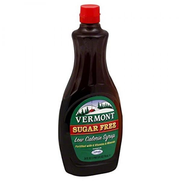 Vermont Sugar Free Syrup, 24 oz