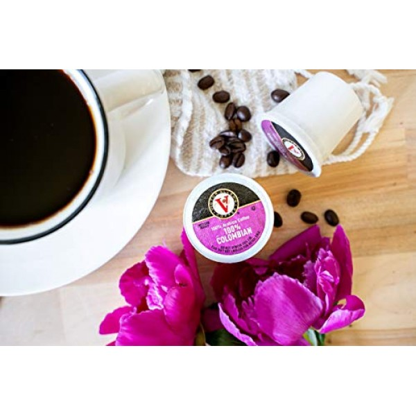 Donut Shop, Morning Blend, 100% Colombian, and French Roast Vari...