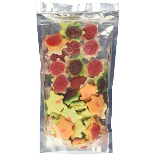 Vidal Jelly Filled Turtles Gummy Candy, 16 Oz