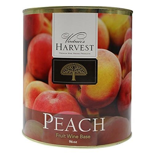 Peach Vintners Harvest Fruit Bases 96 OZ