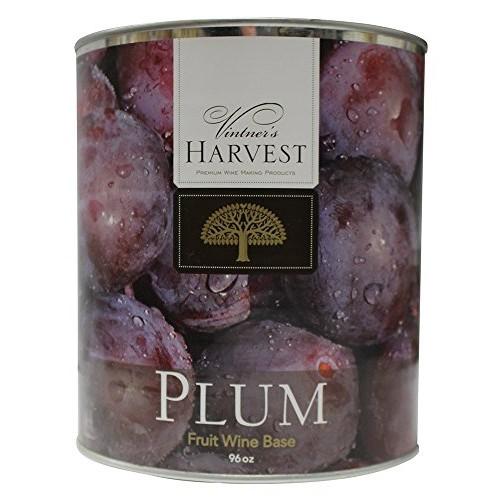 Plum Vintners Harvest Fruit Bases 96 OZ
