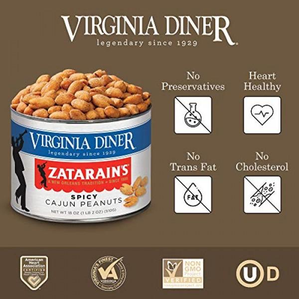 Virginia Diner - Gourmet Zatarains Smoked Cajun Seasoned Virgini...