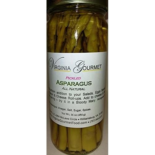 Pickled Asparagus - Virginia Gourmet