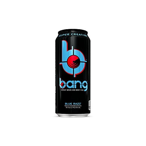 Vpx Bang - Blue Razz - 16fl.oz. Pack of 8