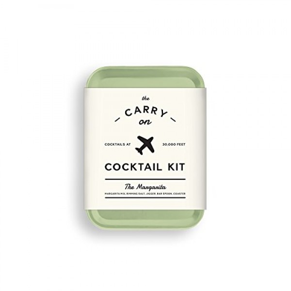 W&P Carry On Cocktail Kit, Margarita | Travel Kit for Drinks on ...