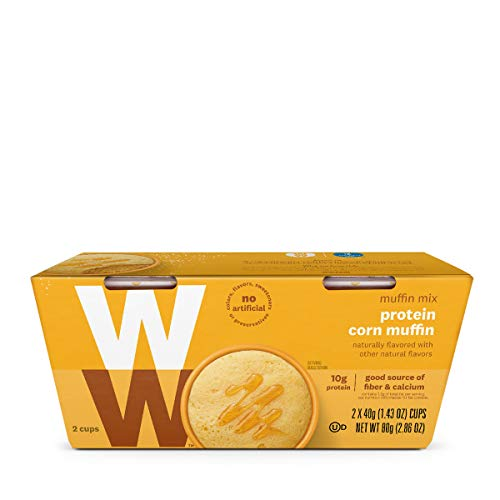 WW Protein Corn Muffin