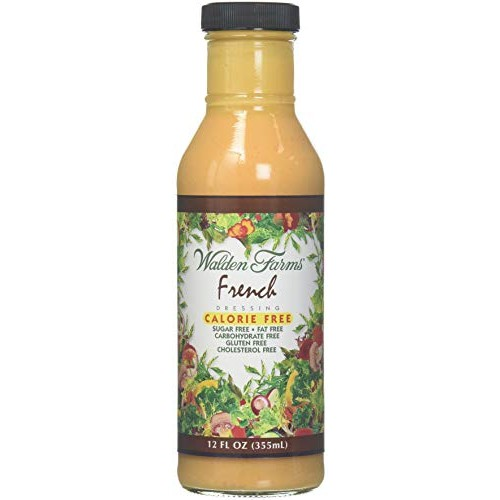 Dressing French Calorie Free 12 Ounces Case of 6