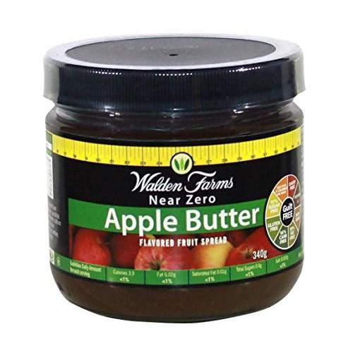 Walden Farms Fruit Spread, Apple Butter - 12 oz 1 Unit
