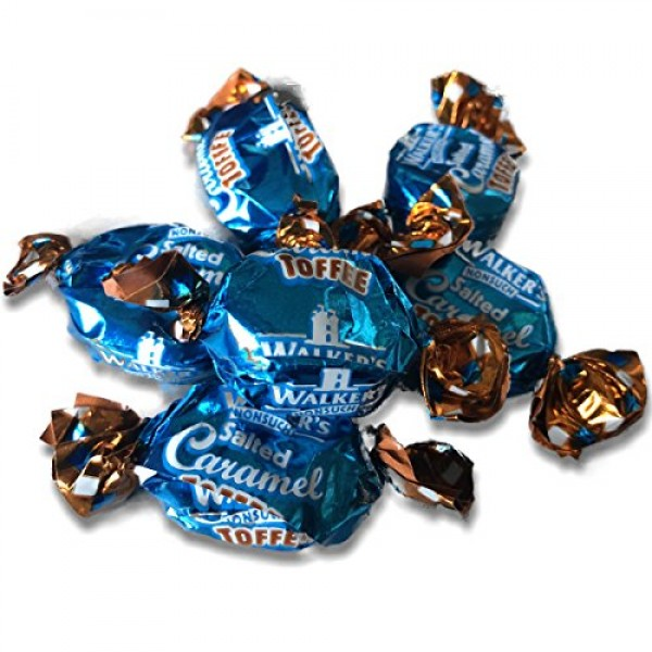 Walkers Nonsuch Salted Caramel Toffees 150g 1 Bag
