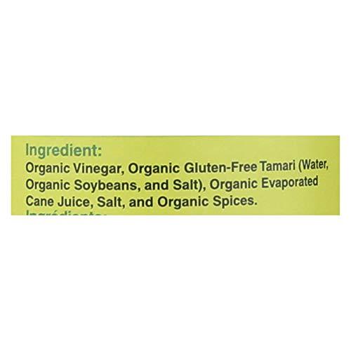 Wan Ja Shan, Sauce Worcestershire Gluten Free Vegan Organic, 10 ...