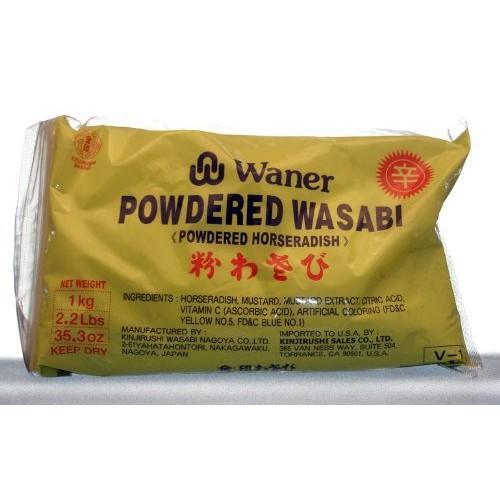 Wasabi Powder - 2.2 Pound