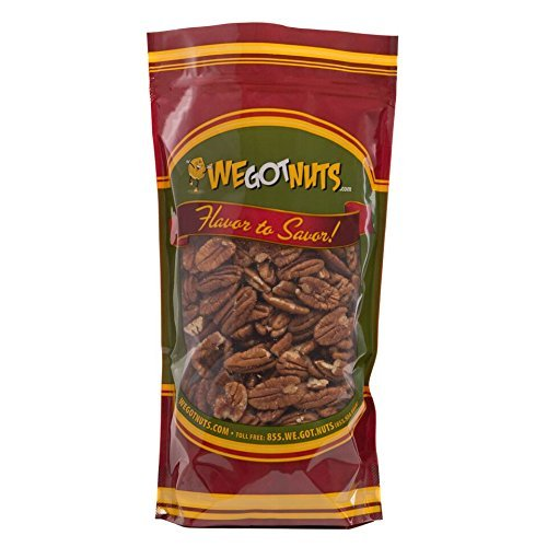 Pecans Roasted & Salted , 2 LB