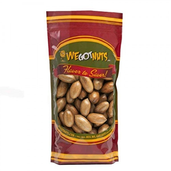 In Shell Premium Pecans - We Got Nuts 2 LBS.