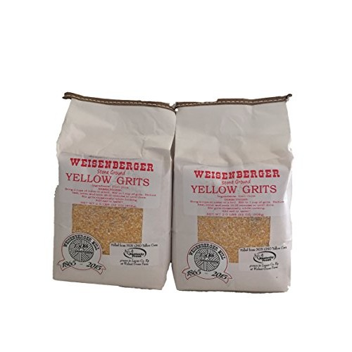 Yellow Grits Weisenberger Mills Southern Non Gmo A Ky Proud Pro...