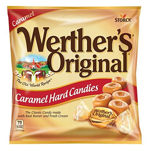 WERTHERS ORIGINAL Hard Candies, 5.5 Ounce